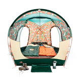 FOR LUXE CAMPING