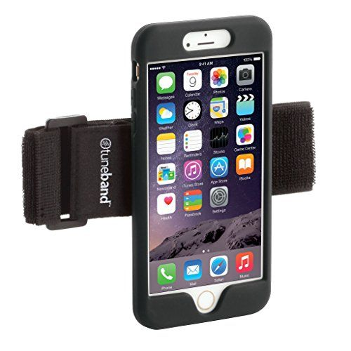 more photos 846a7 f4606 TuneBand Armband with Straps and Screen Protectors