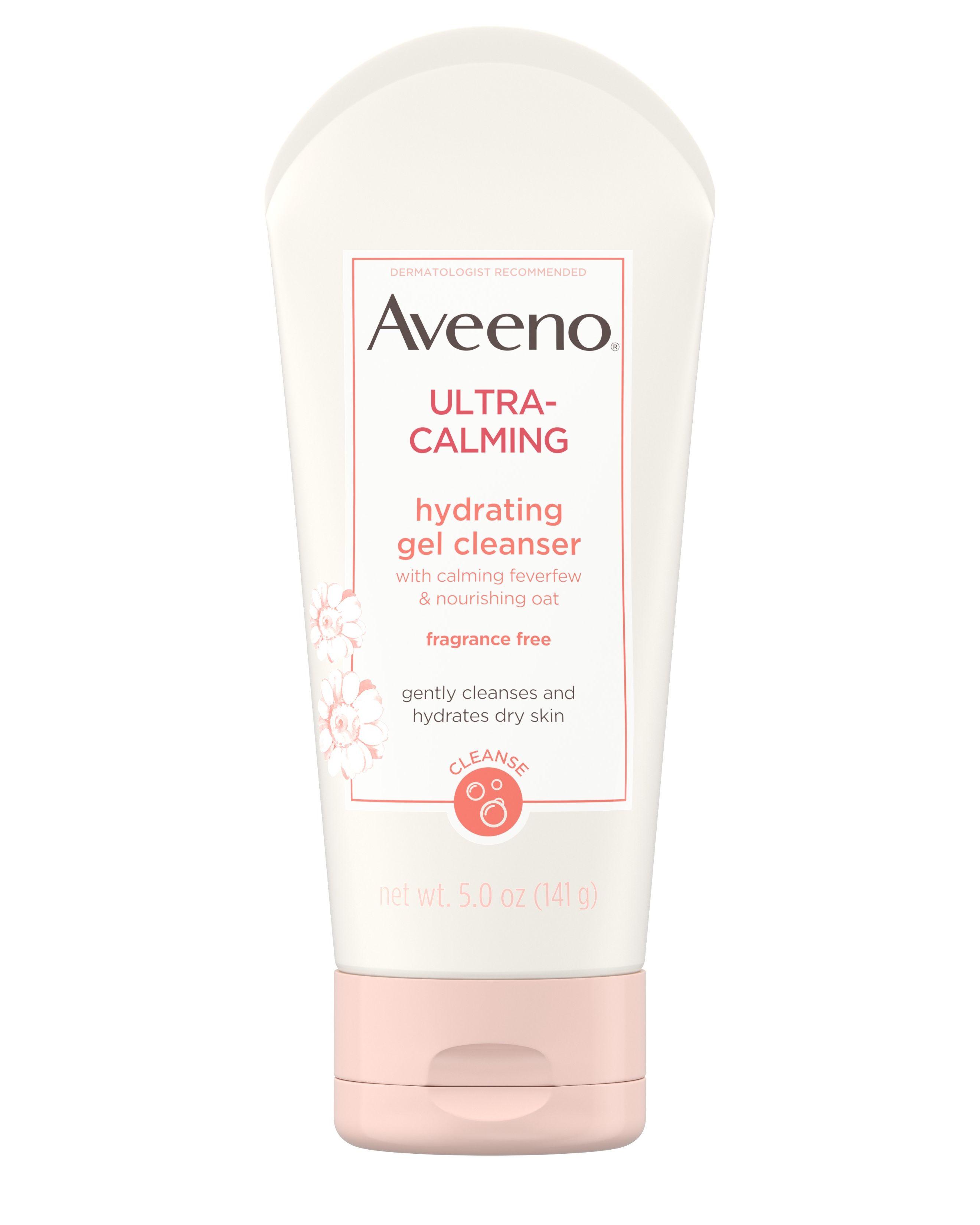 Ultra-Calming Hydrating Gel Cleanser