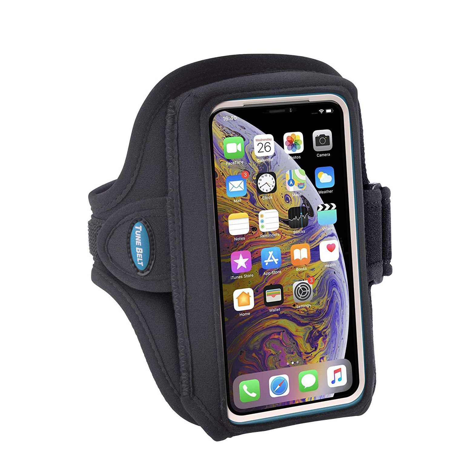 GBOS® Sports Gym Exercise Running Armband Case Cover For HTC Desire All Models