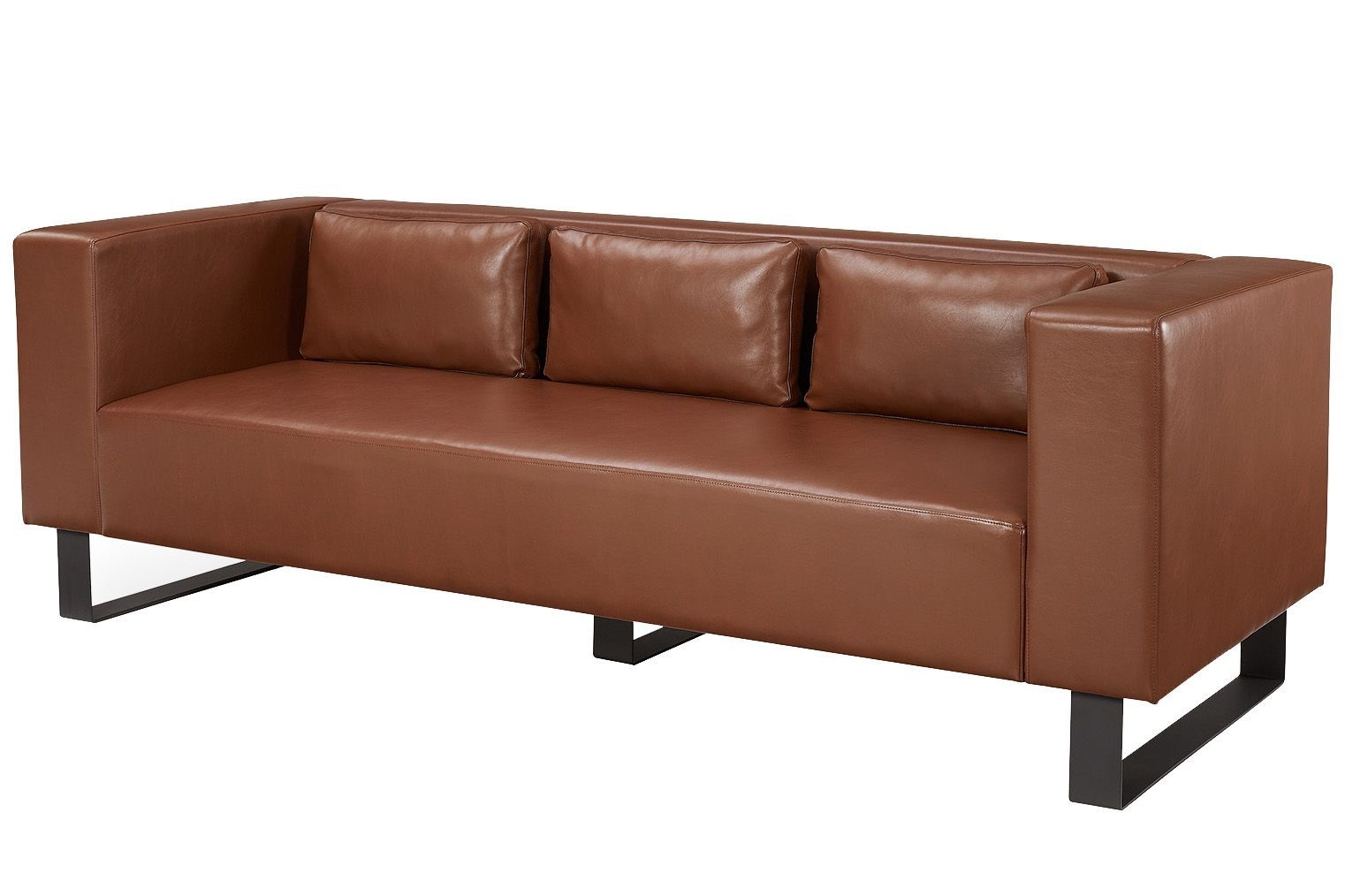 Tremendous Modrn Refined Industrial Sofa Onthecornerstone Fun Painted Chair Ideas Images Onthecornerstoneorg