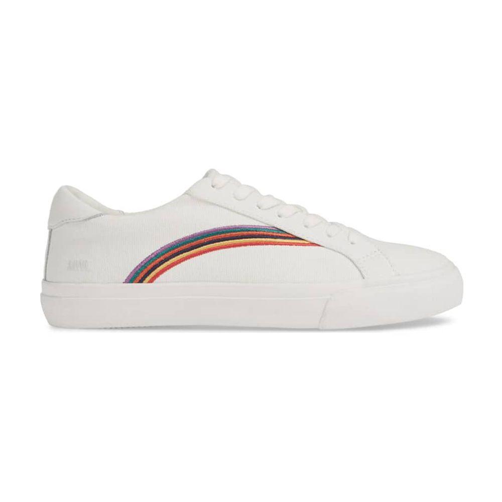 5b44e0f9d8489 Madewell Delia Rainbow Sneakers