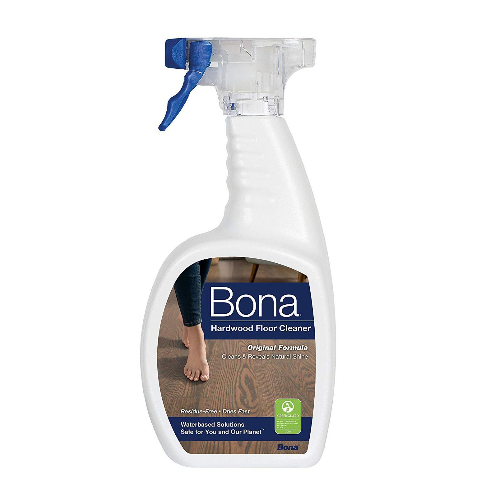 Bona Hardwood Floor Cleaner Spray