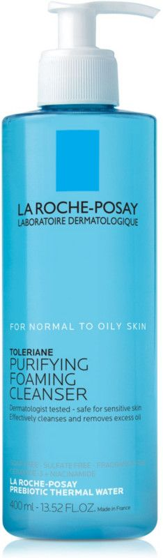 Toleriane Purifying Foaming Face Wash for Oily Skin