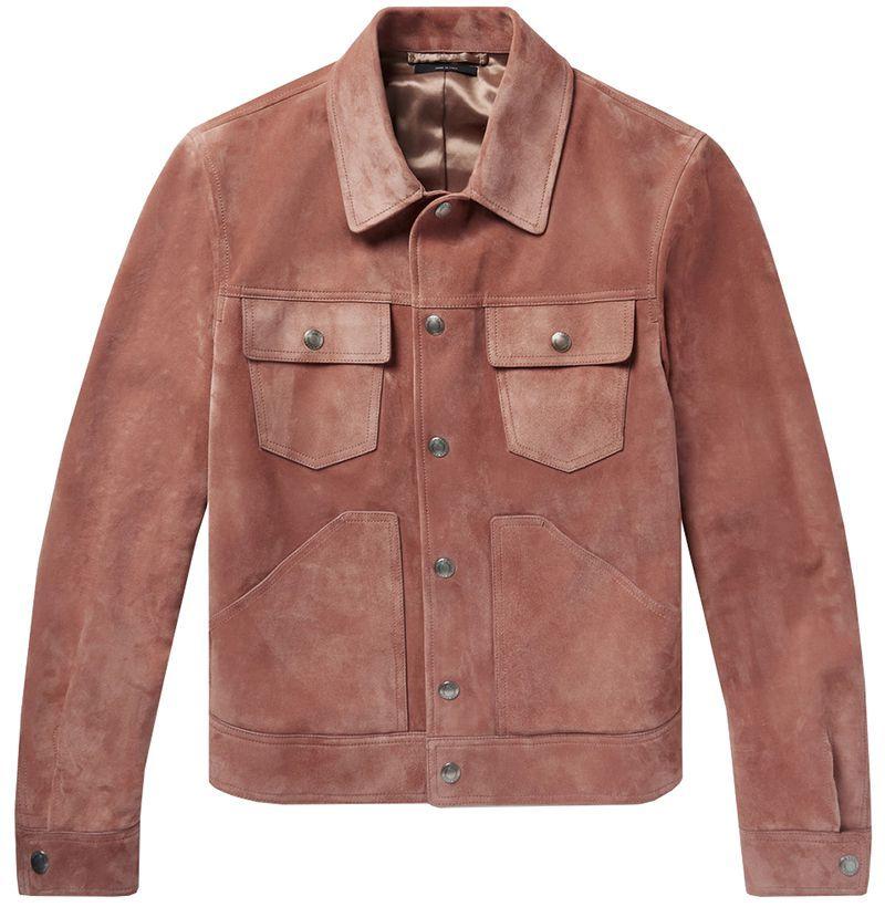 7c478ee41a 12 Best Suede Jackets - Spring Coats For Men