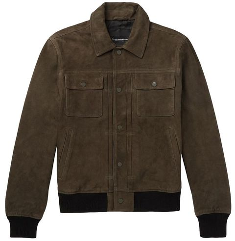 2b88644a6 12 Best Suede Jackets - Spring Coats For Men