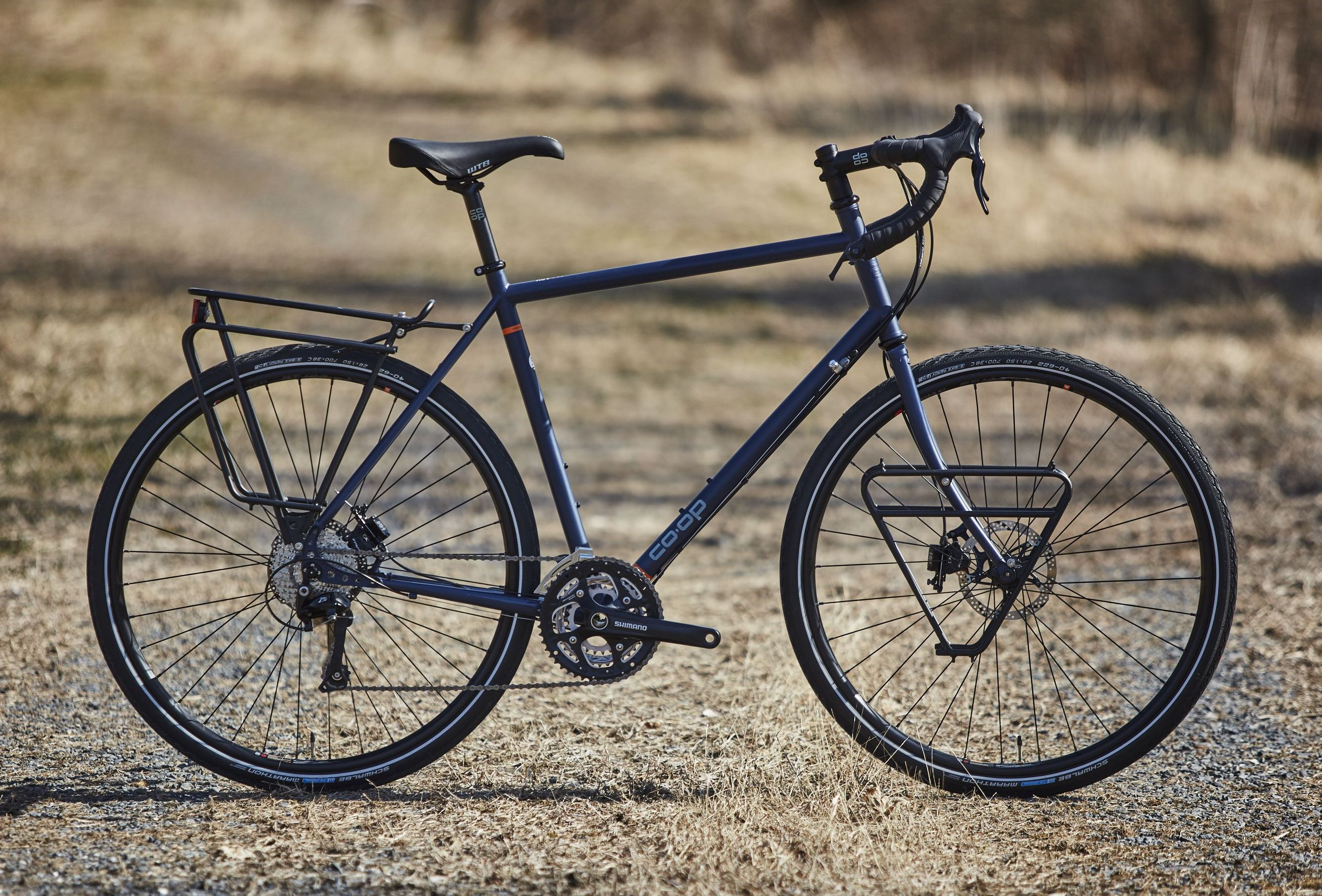 The Co-op Cycles ADV 1.1 Is a Touring Bike for Epic Adventures
