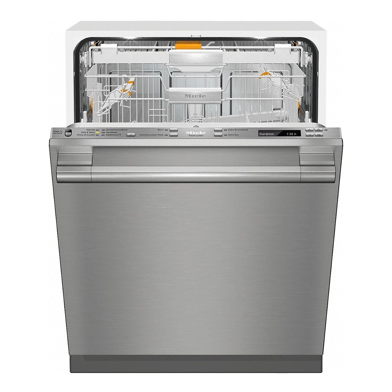Miele Dishwasher Reviews >> Lumen Ecoflex