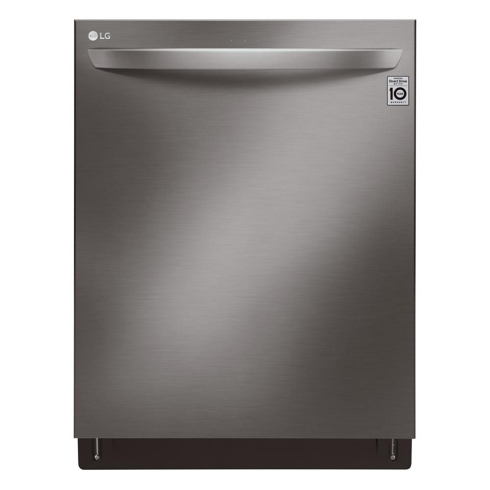 LG Smart Dishwasher with QuadWash and TrueSteam