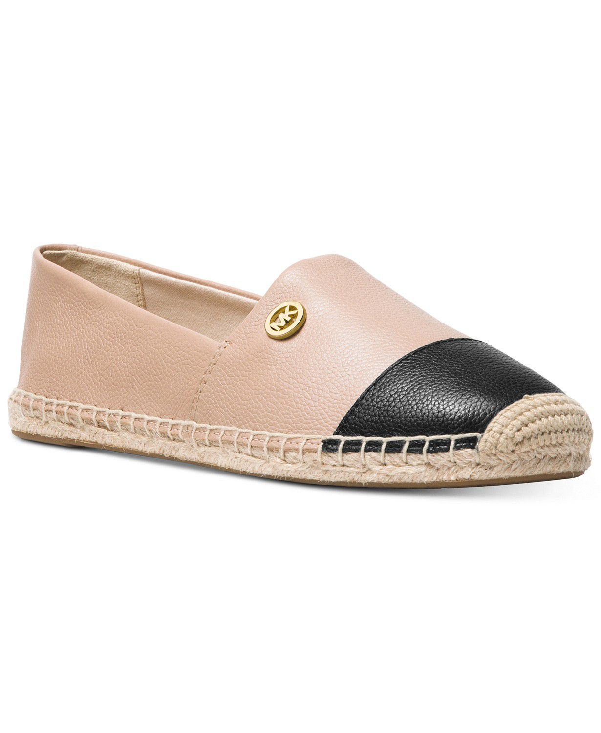 Designer Espadrilles Michael Kors macys.com $85.00 SHOP NOW Espadrilles are humble by nature, but soft leather and a designer brand can be worth spending a little more if you're after something that feels polished. Trust us—those little touches are things other women notice.