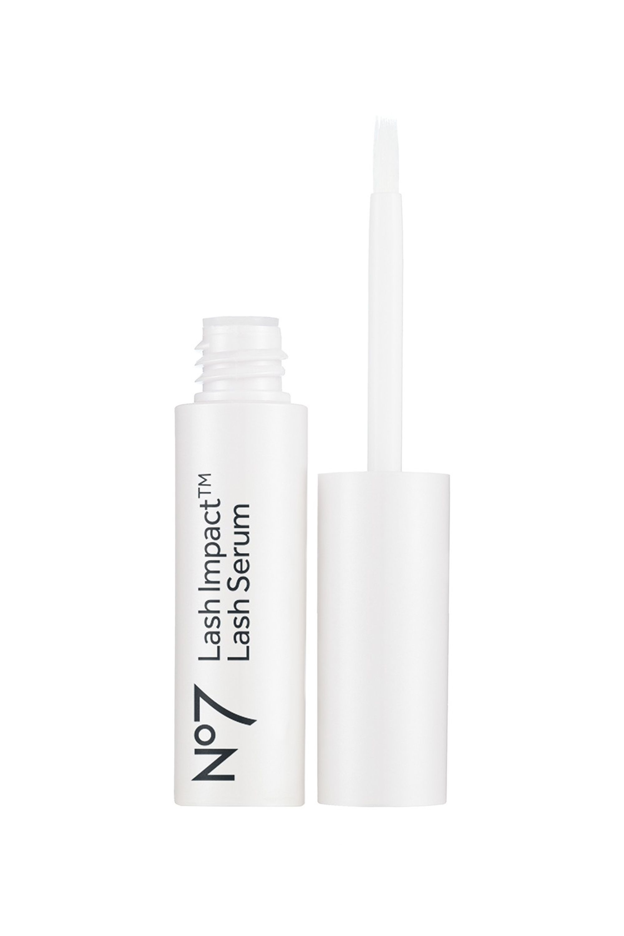 Best Eyelash Growth Serum 2020.No7 Lash Impact Lash Serum