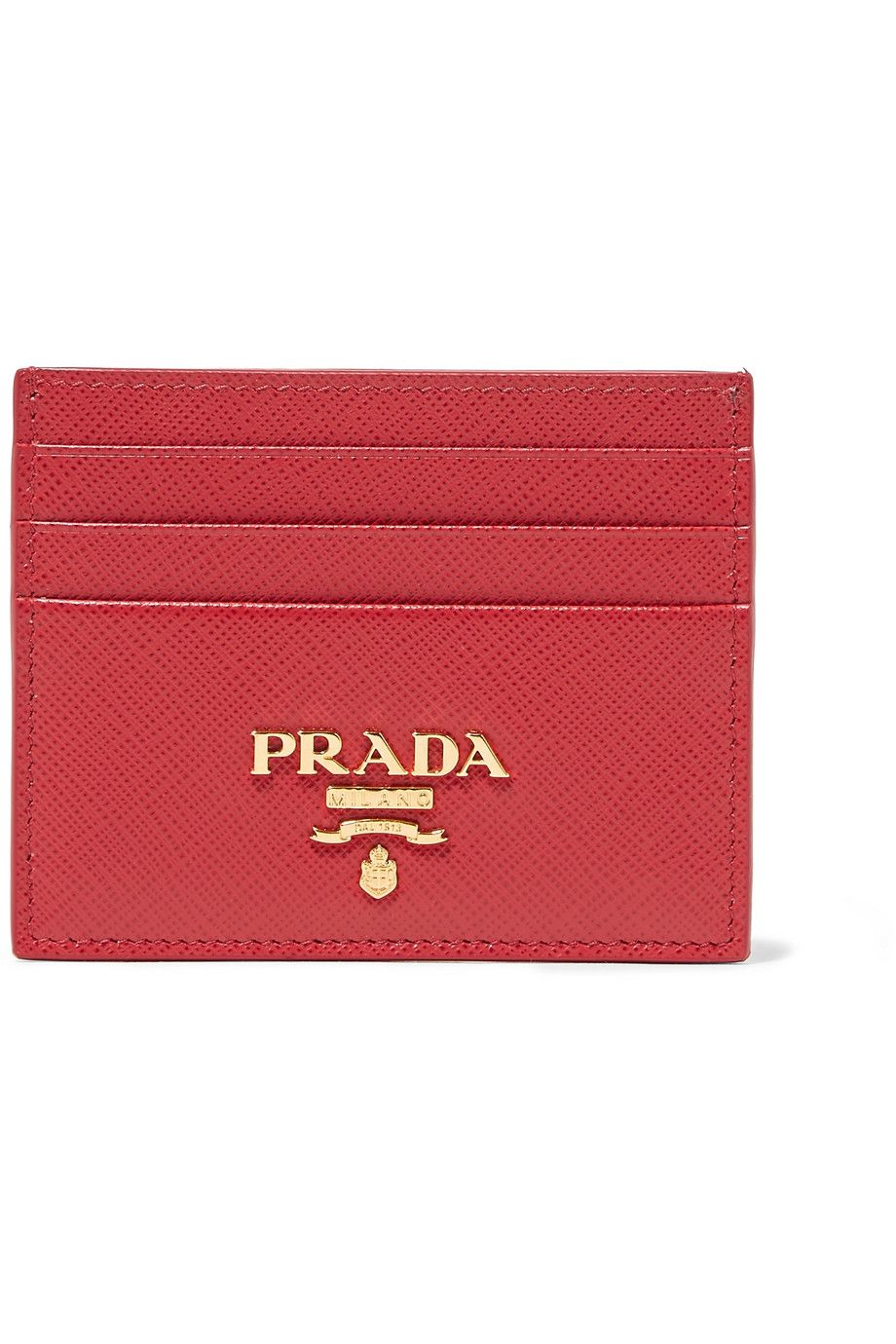 A Luxe Leather Cardholder