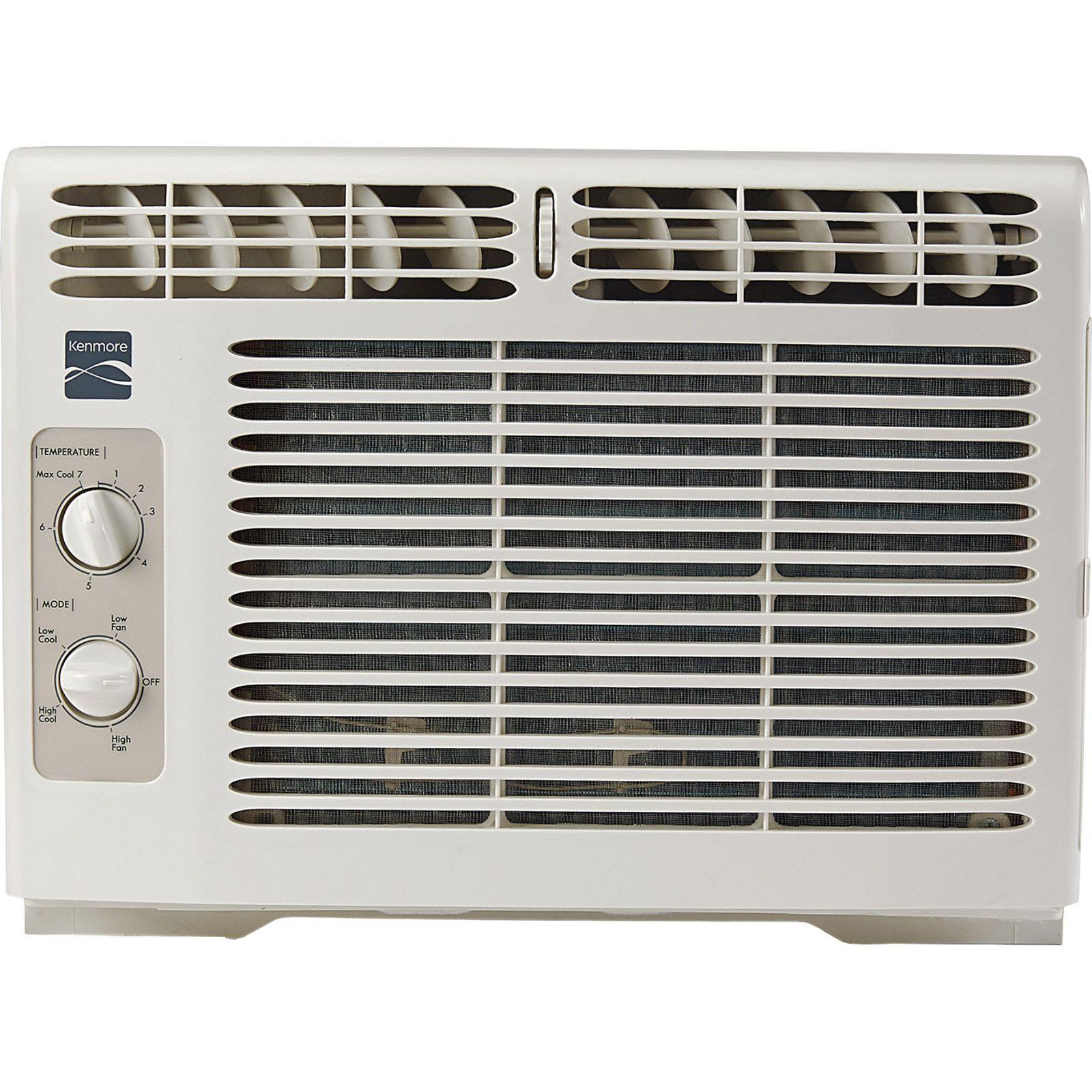 87050 Window Mini-Compact Air Conditioner