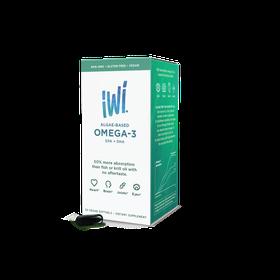 iWi® Algae Omega-3