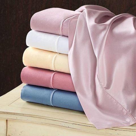 7 Best Silk Sheets For 2019 Luxurious Silk Sheet Sets