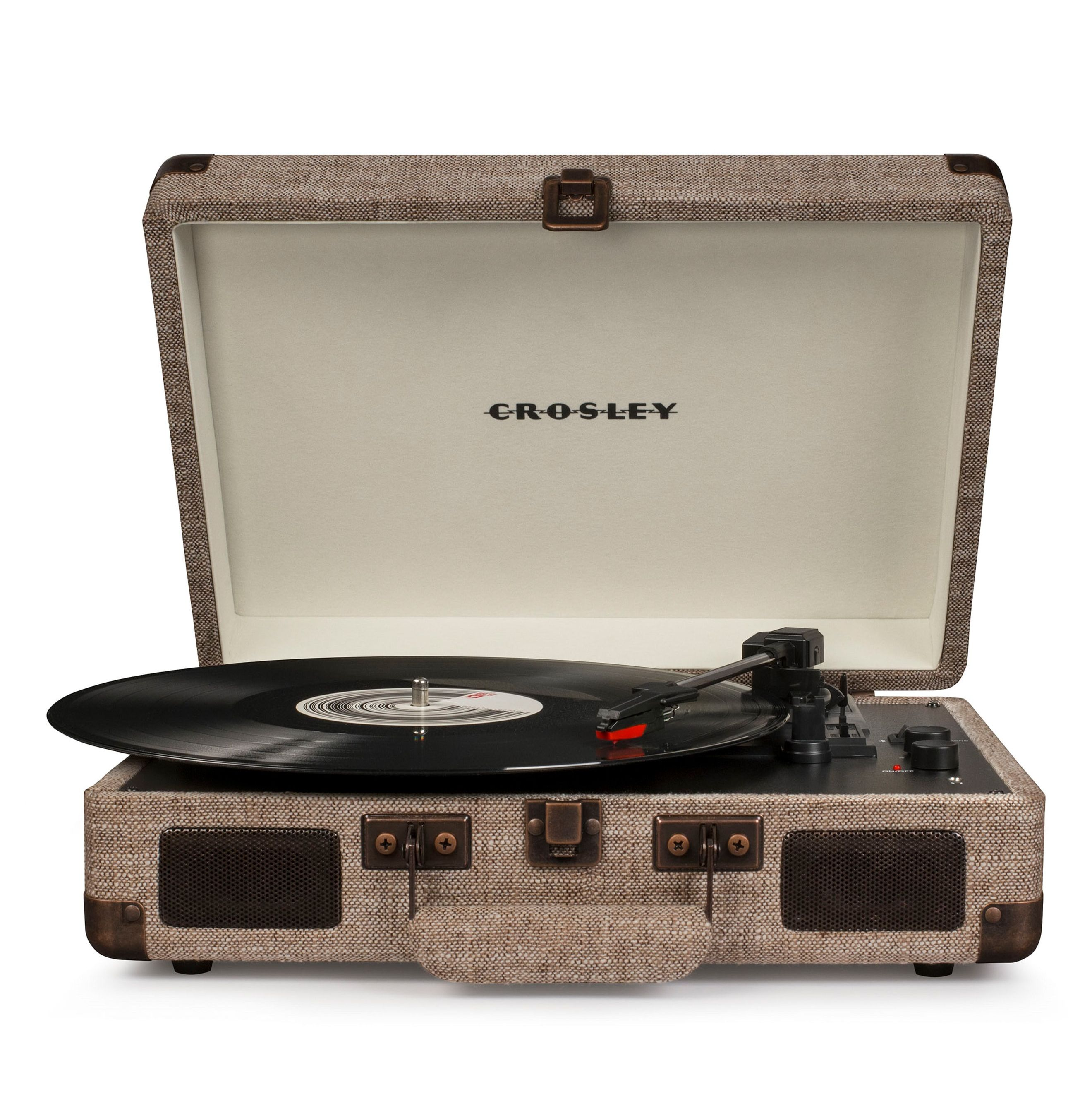 26 Portable Record Player