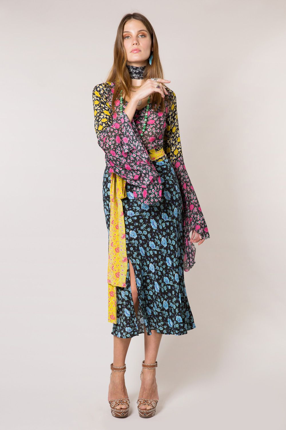 169fe1a5b2 This £35 Topshop dress looks a lot like a £330 designer version