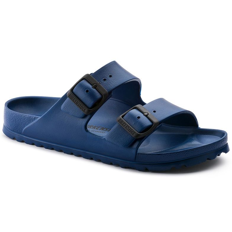 Arizona Essentials birkenstock.com $39.95 SHOP NOW Good kids don't let their dads look like shoobies. These waterproof sandals will help him ditch the socks, whether he's at the beach or just sitting by the pool.