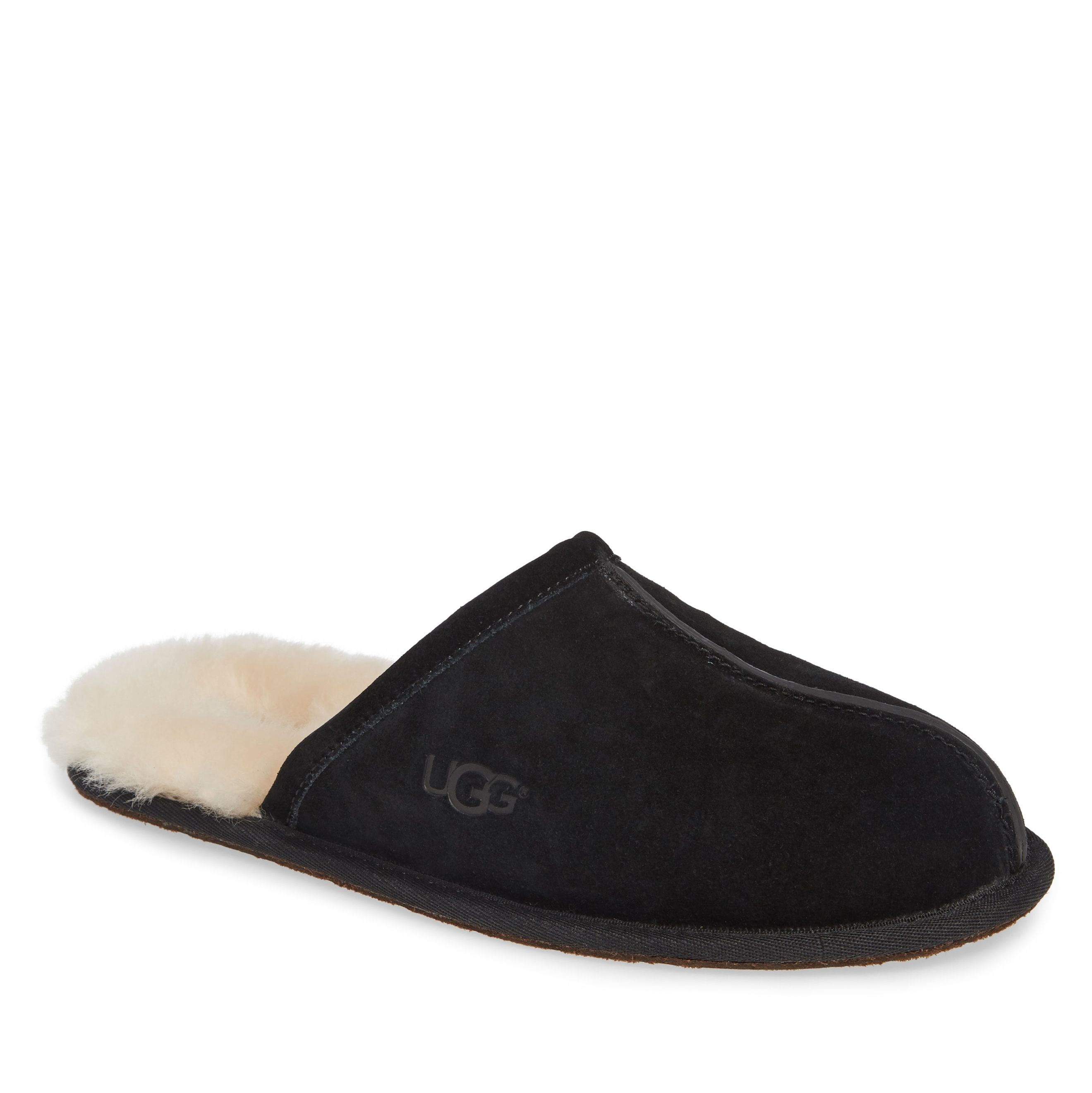Scuff Slipper UGG nordstrom.com $79.95 SHOP NOW Help your dad take a load off with these comfy slippers made for lazy Sundays lounging around the house.