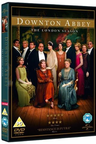 when will the downton abbey movie be released on dvd