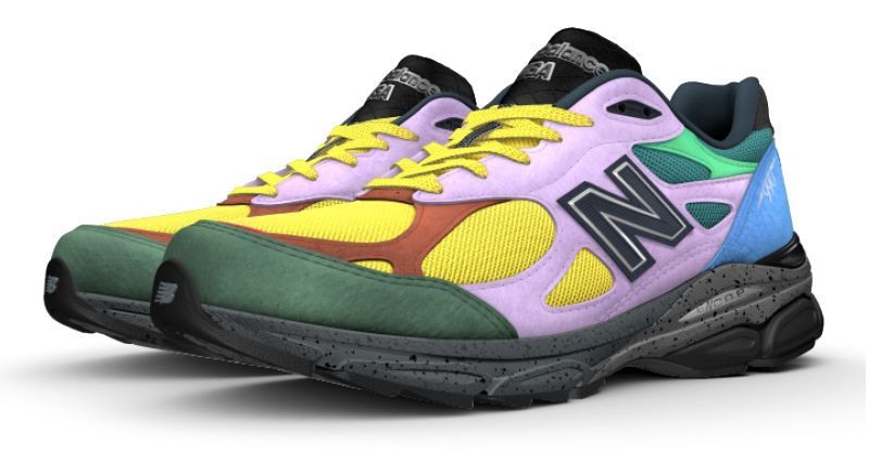 new products 7241e 60a5a 10 Best New Balance 990's - New Balance Sneakers 2019