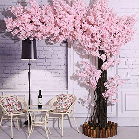 Amazon S Fake Cherry Blossom Trees Look Realistic Where To Buy Fake Cherry Blossoms