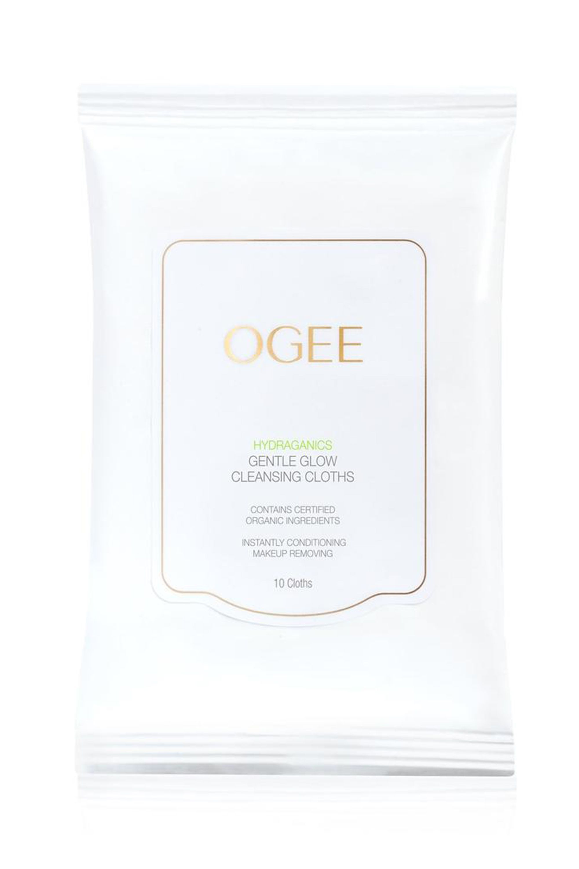 Gentle Glow Facial Cleansing Cloths