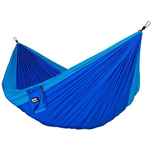 Neolite Single Camping Hammock Fox Outfitters amazon.com $29.99 SHOP NOW Give dad the ability to relax anytime, anywhere with this lightweight hammock. It's the least you can do for all those gray hairs you've definitely given him.