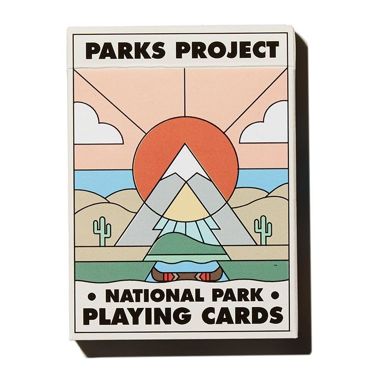 Minimalist National Park Playing Cards Parks Project bloomingdales.com $14.00 SHOP NOW Remember that family vacation to the Grand Canyon? Yeah, your dad does, too.
