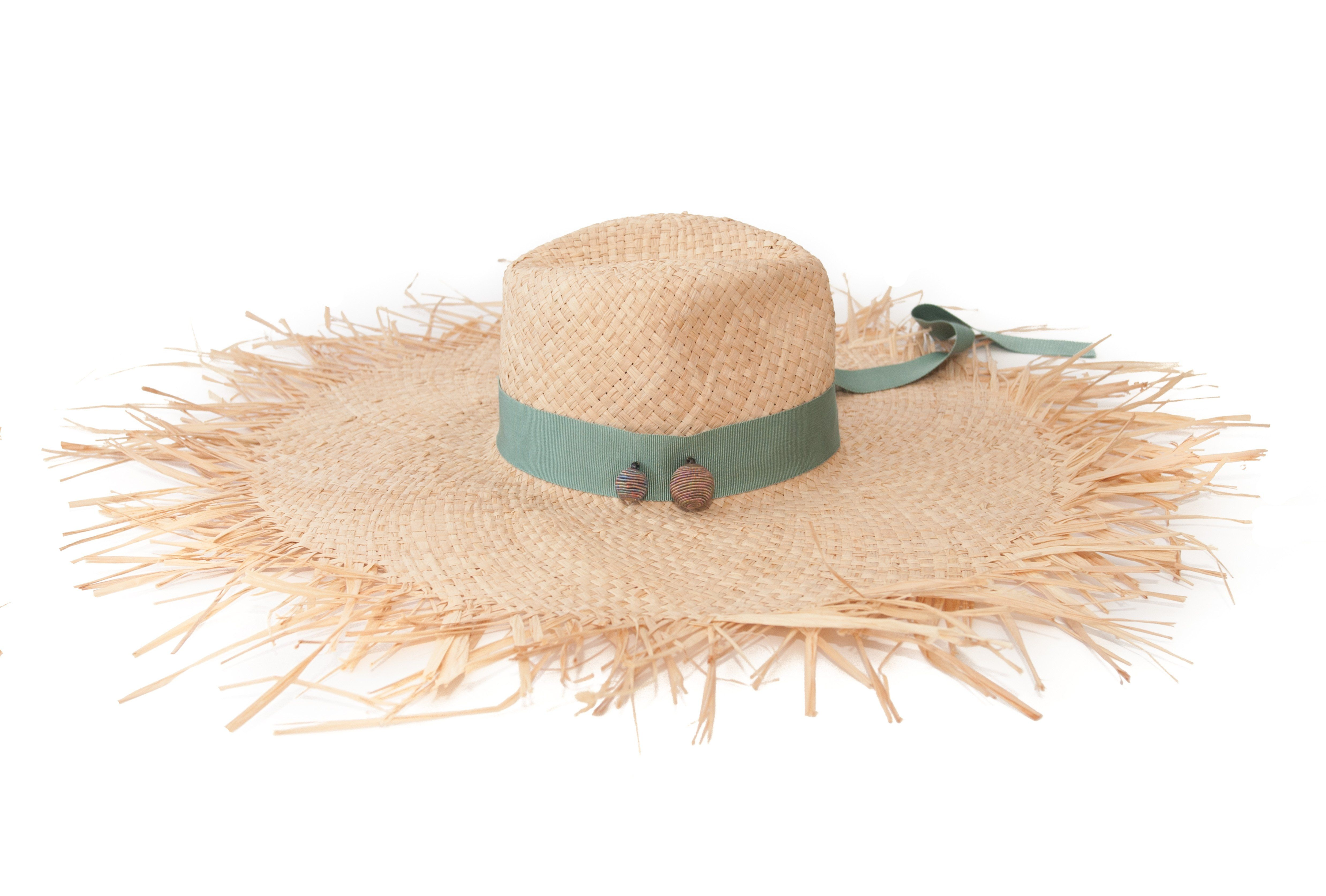 e293d007 23 Classic Straw Hats for Summer 2017 - Best Sun Hats to Wear to the Beach