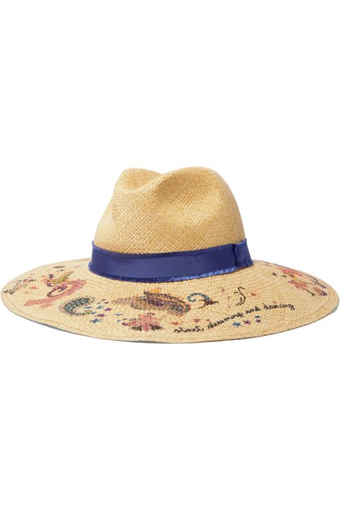 4875ec4b6b0087 23 Classic Straw Hats for Summer 2017 - Best Sun Hats to Wear to the ...