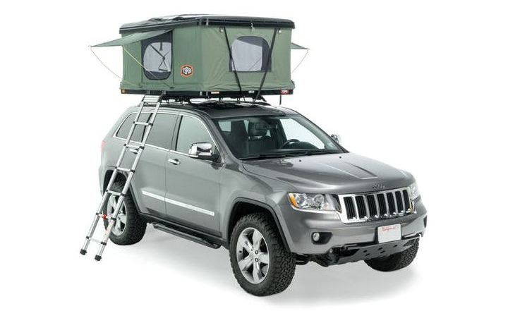 The 7 Best Rooftop Tents for Your Backcountry Adventures in 2019