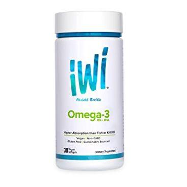 iWi® Omega-3 EPA+DHA