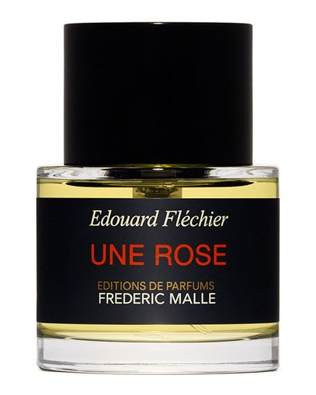 "Frederic Malle Une Rose neimanmarcus.com $265.00 SHOP NOW What they say: "" A fruit and honey burst of Turkish rose absolute is punctuated with geranium and wine dregs."" What we say: One single rose, in the deepest, darkest red imaginable."