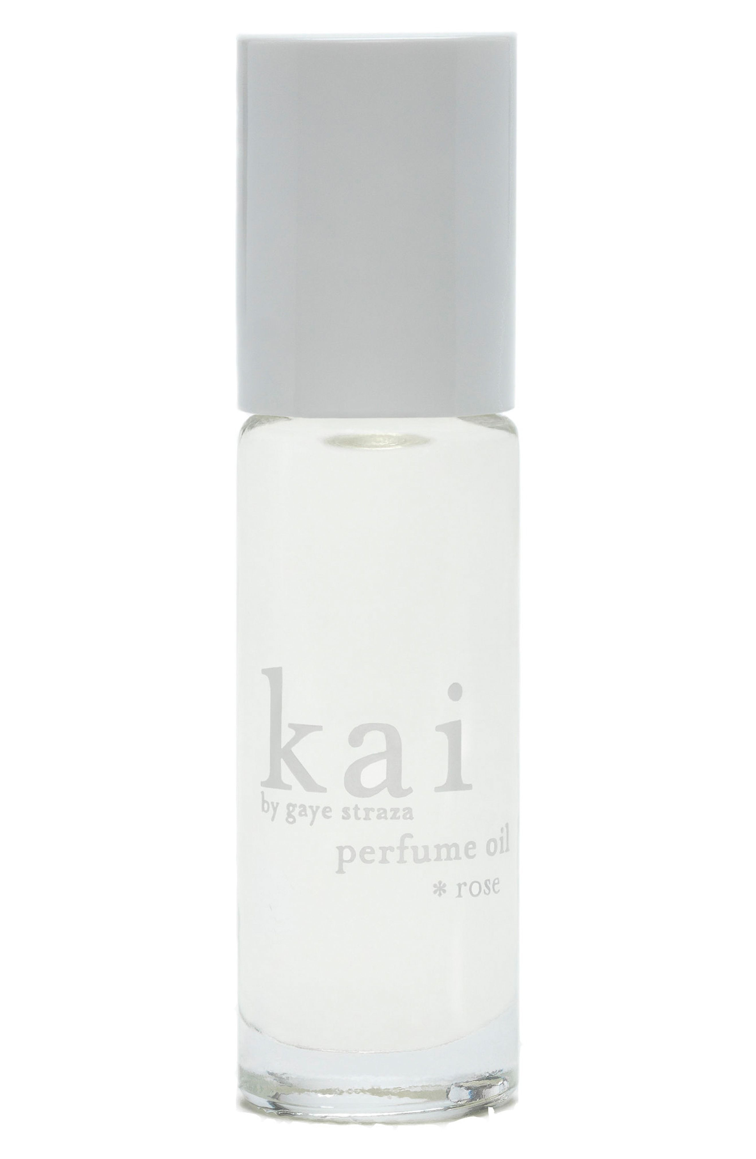 "Kai Rose Perfume Oil nordstrom.com $50.00 SHOP NOW What they say: "" A light and intoxicating scent of gardenia wrapped in white exotics layered with rose absolute."" What we say: The most complimented and asked-after scent I own."