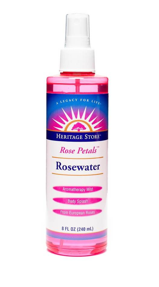 "Heritage Store Rosewater thrivemarket.com $6.29 SHOP NOW What they say: "" Rosewater is truly versatile, with numerous benefits from culinary gourmet flavoring to uplifting cosmetic mist."" What we say: Keep in your purse for a spritz of the freshest, easiest rose—anytime, anywhere."