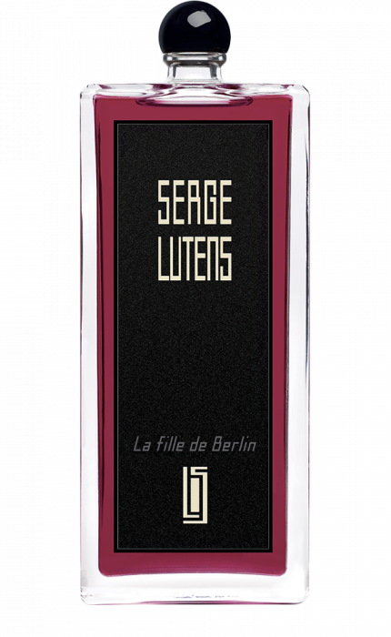 "Serge Lutens La fille de Berlin sergelutens.com £110.00 SHOP NOW What they say: ""A city, a history, an experience…nothing less is required to evoke a woman whose beauty renders her as notorious as her thorny character."" What we say: Emphatic, a little painful, committed: like a rose tattoo."