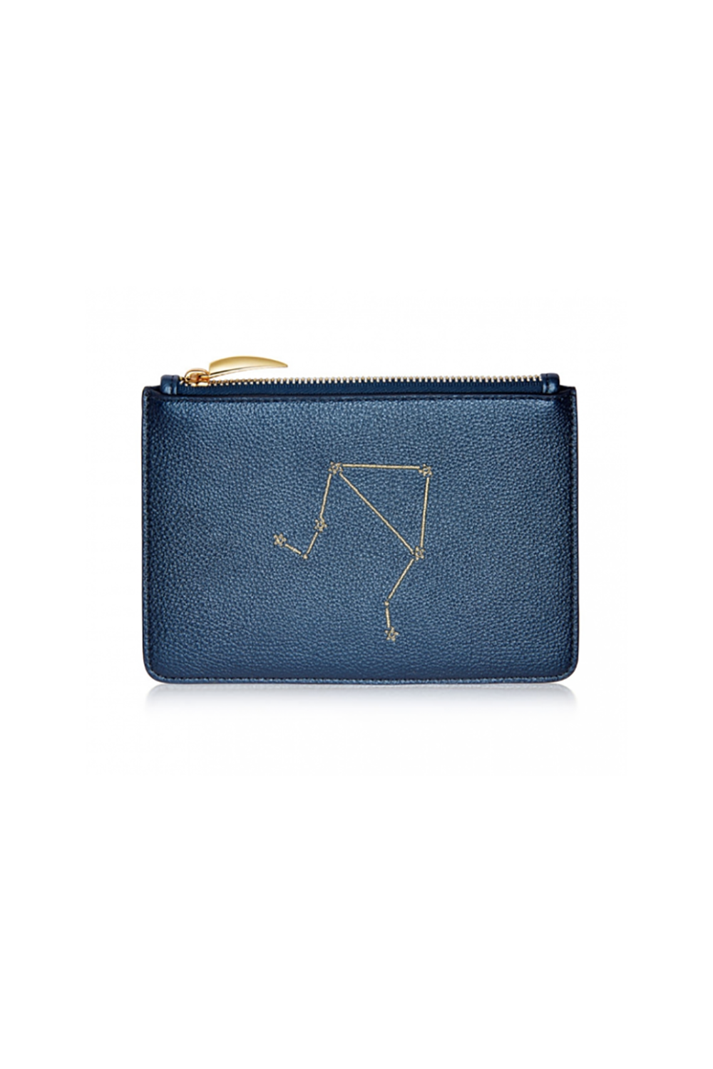 Libra Constellation Pouch Missoma $77.00 SHOP IT Social libras will appreciate this on-the-go vegan leather constellation pouch—available for all 12 signs—to throw in knick-knacks like hair ties, tampons, and credit cards.