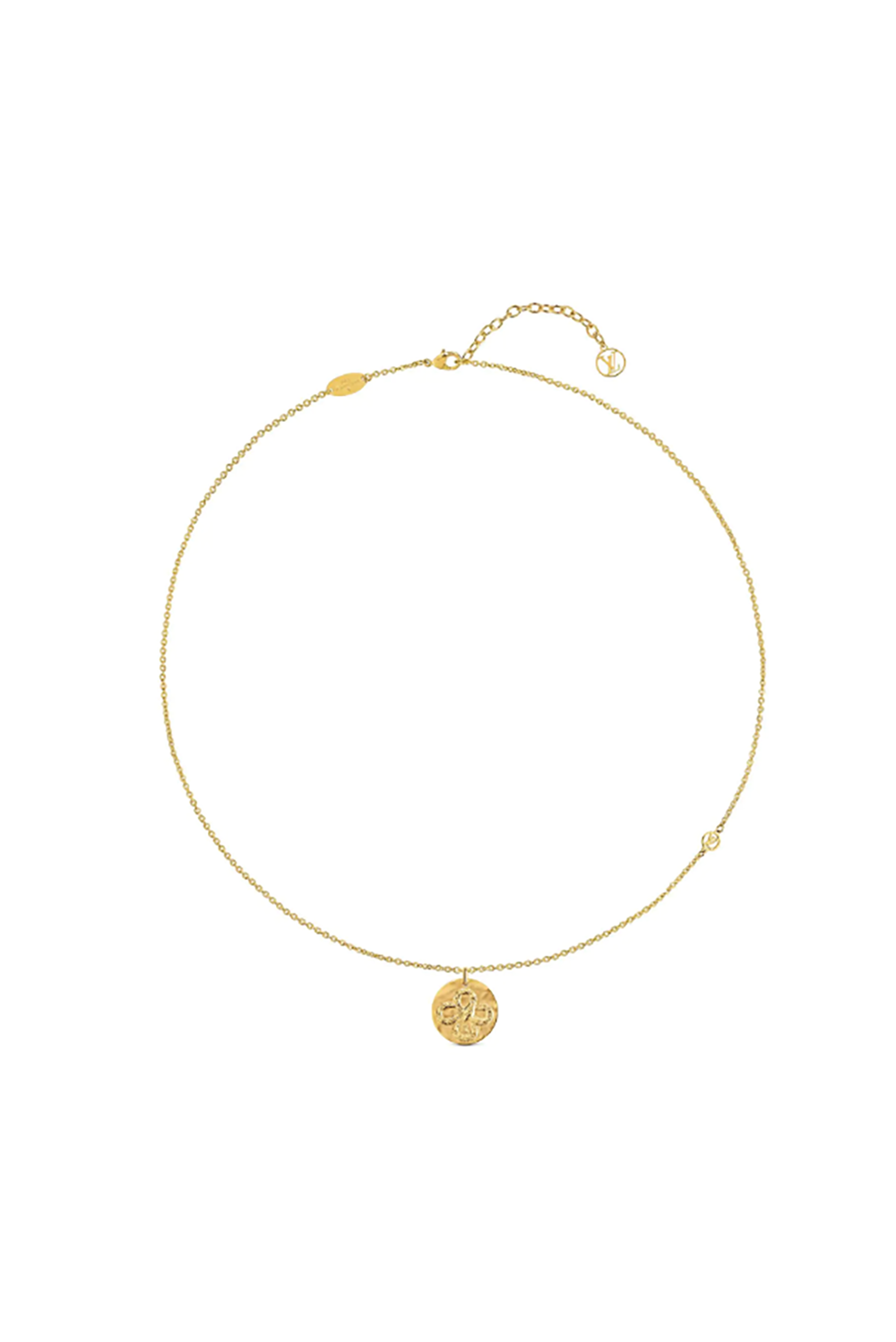 Louis In the Sky Zodiac Necklace M65173 Louis Vuitton $365.00 SHOP IT Any luxury-loving Taurus will cherish this dainty Louis Vuitton gold necklace, which includes an animal from the Chinese Zodiac and, of course, the signature LV initials.