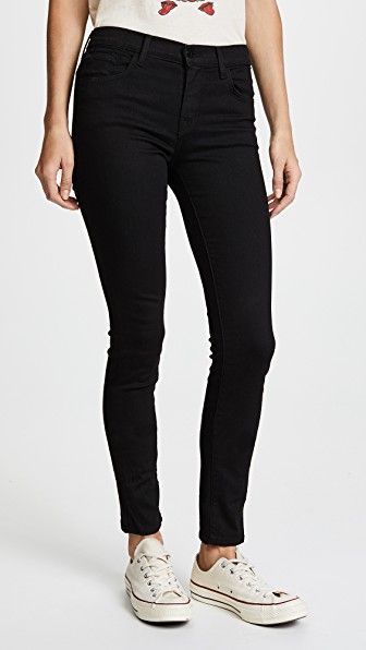 811 Photo Ready Mid Rise Skinny Jeans