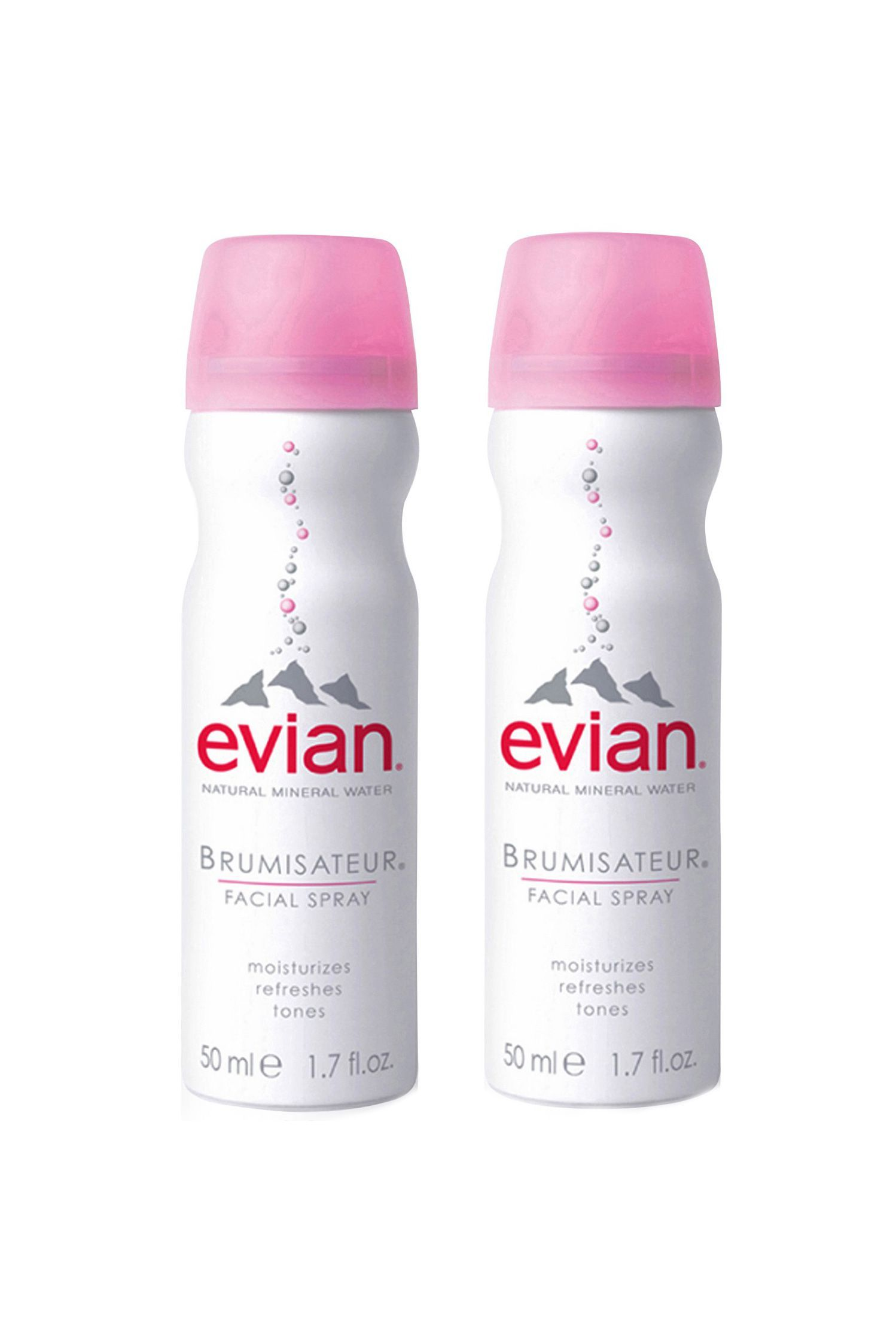 A Travel Spray Set Evian Mineral Spray Ulta $19.00 SHOP IT Stocking stuffer alert! If she's serious about keeping her skin moist and healthy, she'll appreciate this pack of mineral water spray.