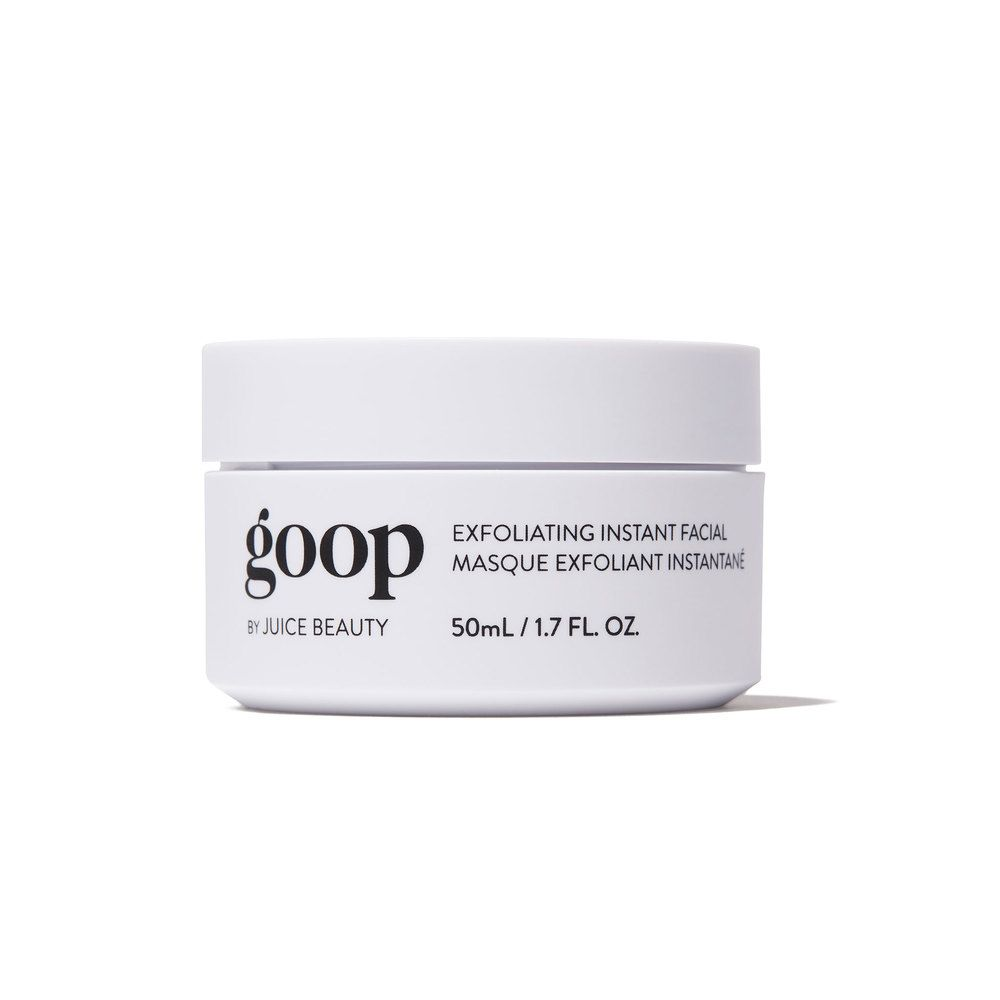 Exfoliating Instant Facial beauty goop.com $125.00 SHOP NOW Goop's founder Gwyneth Paltrow swears by this exfoliating instant facial for its ability to brighten and soften skin. Remember this: a glowing mom is a happy mom.