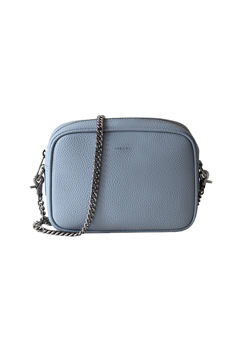A Vegan Leather Mini Crossbody Angela Roi $195.00 SHOP IT Her girlfriends will be asking her if she stole this vegan leather crossbody from your closet. It's versatile enough for day or night, and she'll be obsessed with how soft it is.