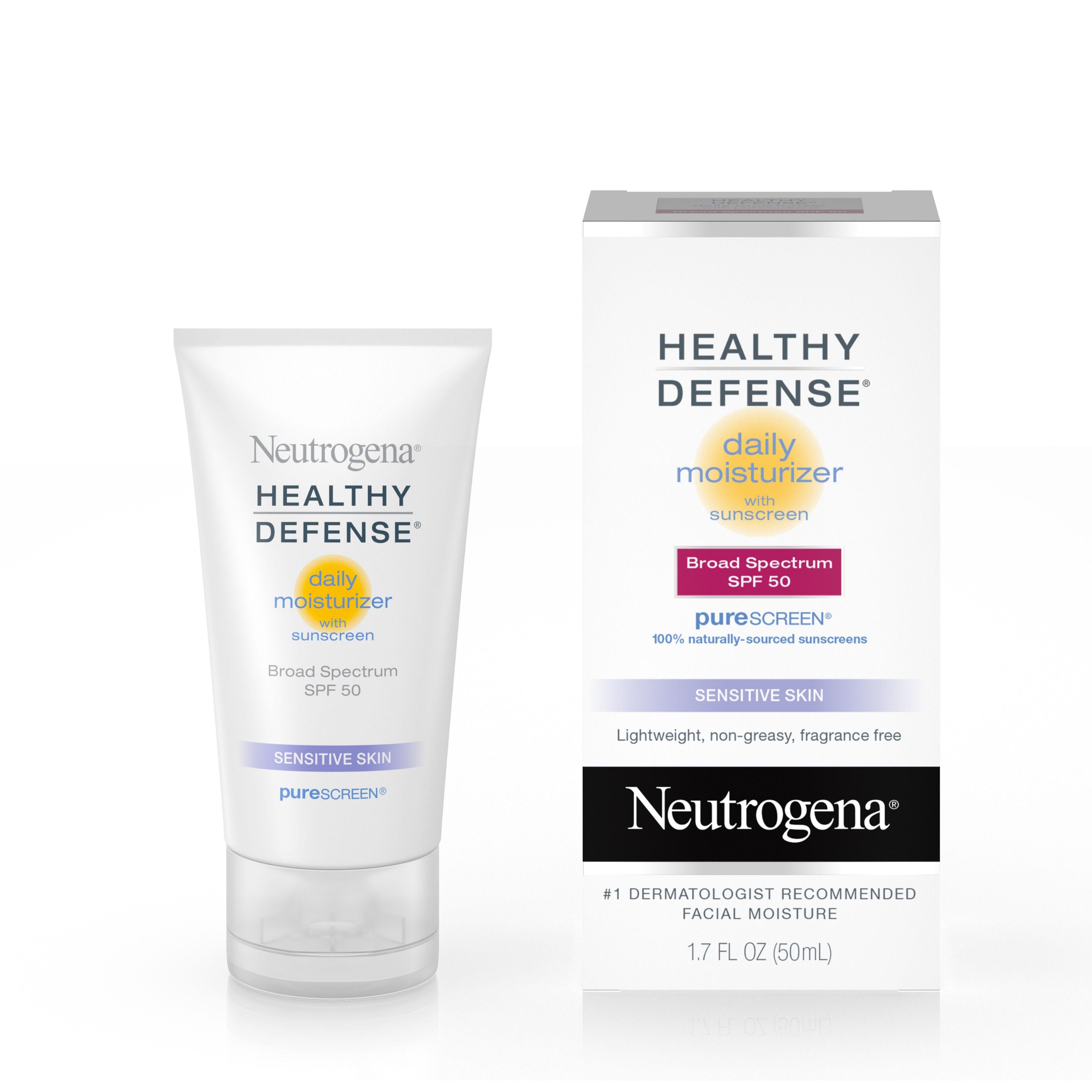 Neutrogena Healthy Defense Daily Moisturizer SPF 50