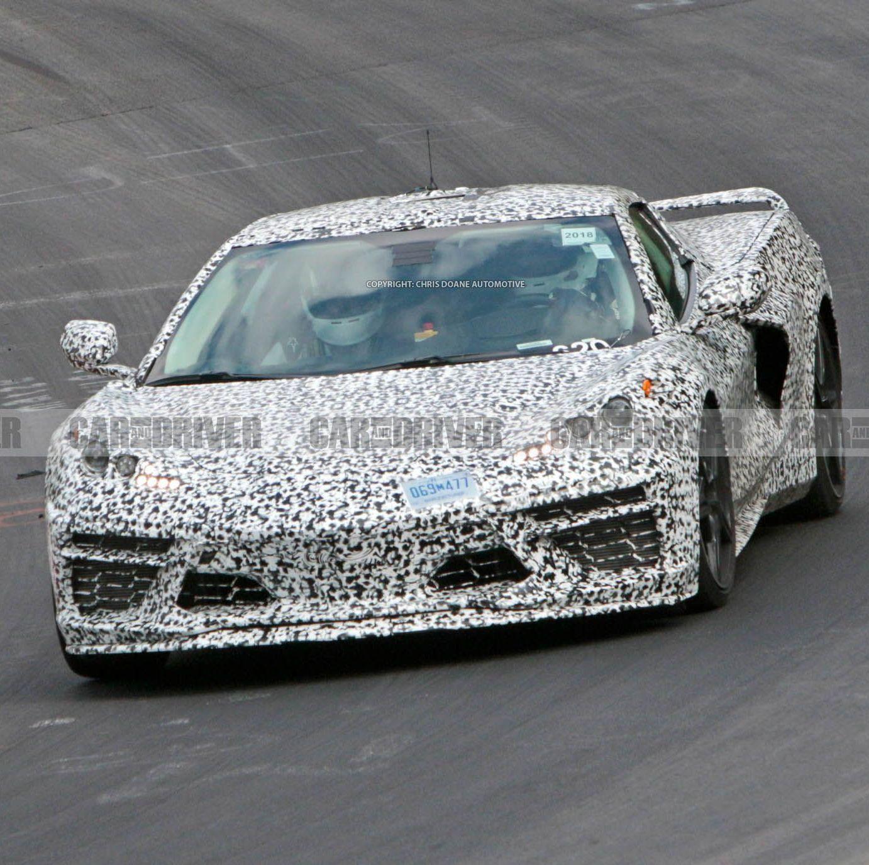 2020 Chevrolet Corvette C8 Mid Engine Specs Release Date Info