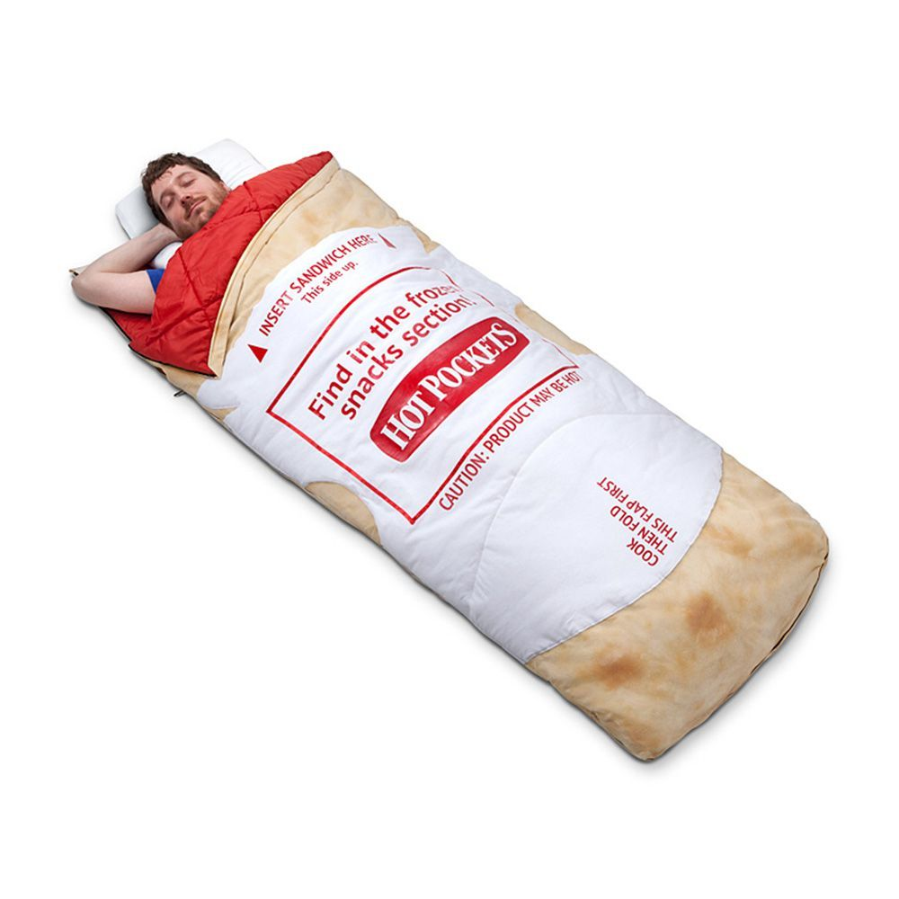 low priced 2acc7 132ec Hot Pocket Sleeping Bag