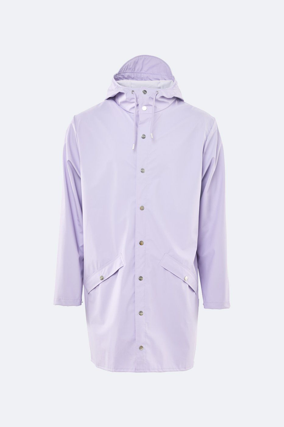 Long Jacket Rains rains.com $125.00 SHOP NOW This lilac jacket will have you wishing for a rainy day.
