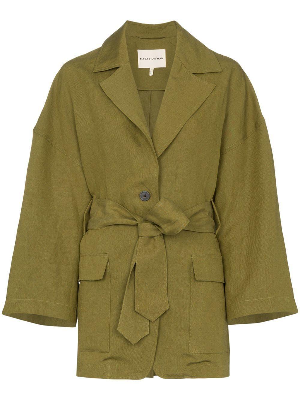 Atticus Jacket Mara Hoffman marahoffman.com $425.00 SHOP NOW The sleekest utility jacket we ever did see.