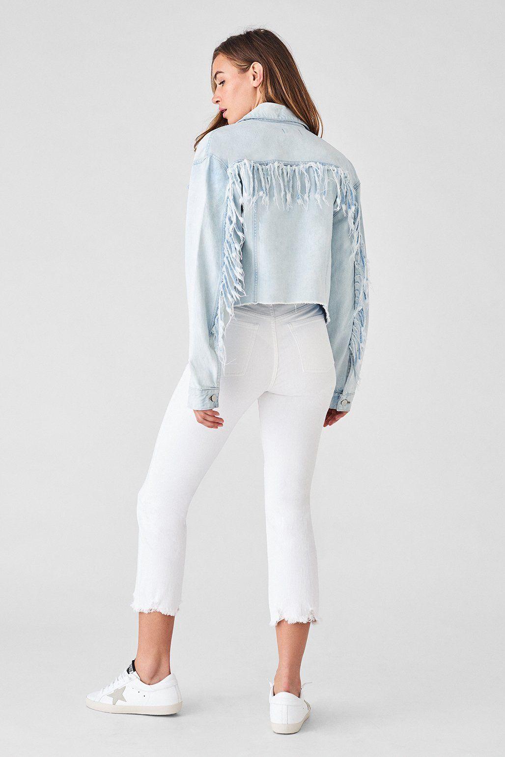 Editor's Choice Annie Cropped Jacket DL1961 $229.00 SHOP IT