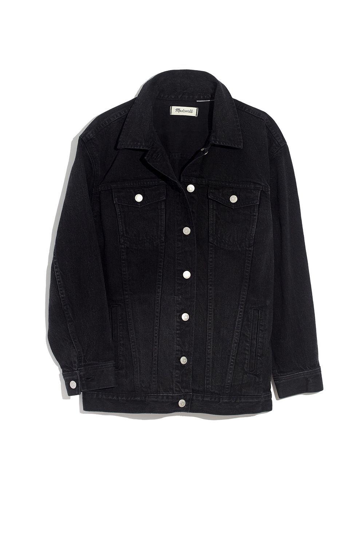Editor's Choice Oversized Jean Jacket Madewell Madewell $128.00 SHOP IT
